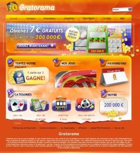 gratorama grattage gratuit-Gratorama Gratuit !